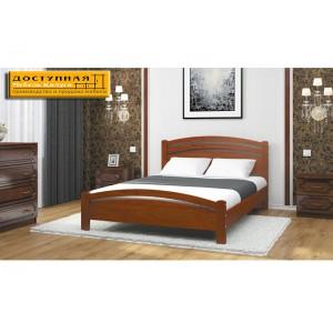 """Кровать из массива """"Камелия 3"""" орех"""